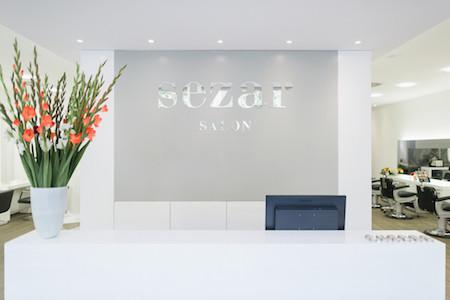 Hochsteckfrisur Salon Sezar Stuttgart