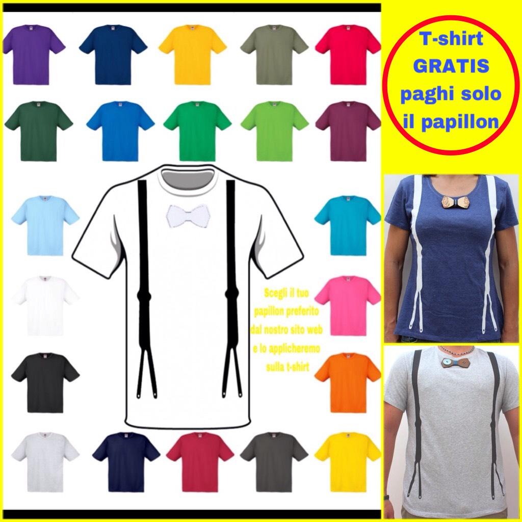 prese di fabbrica scegli originale personalizzate T-shirt bottoni