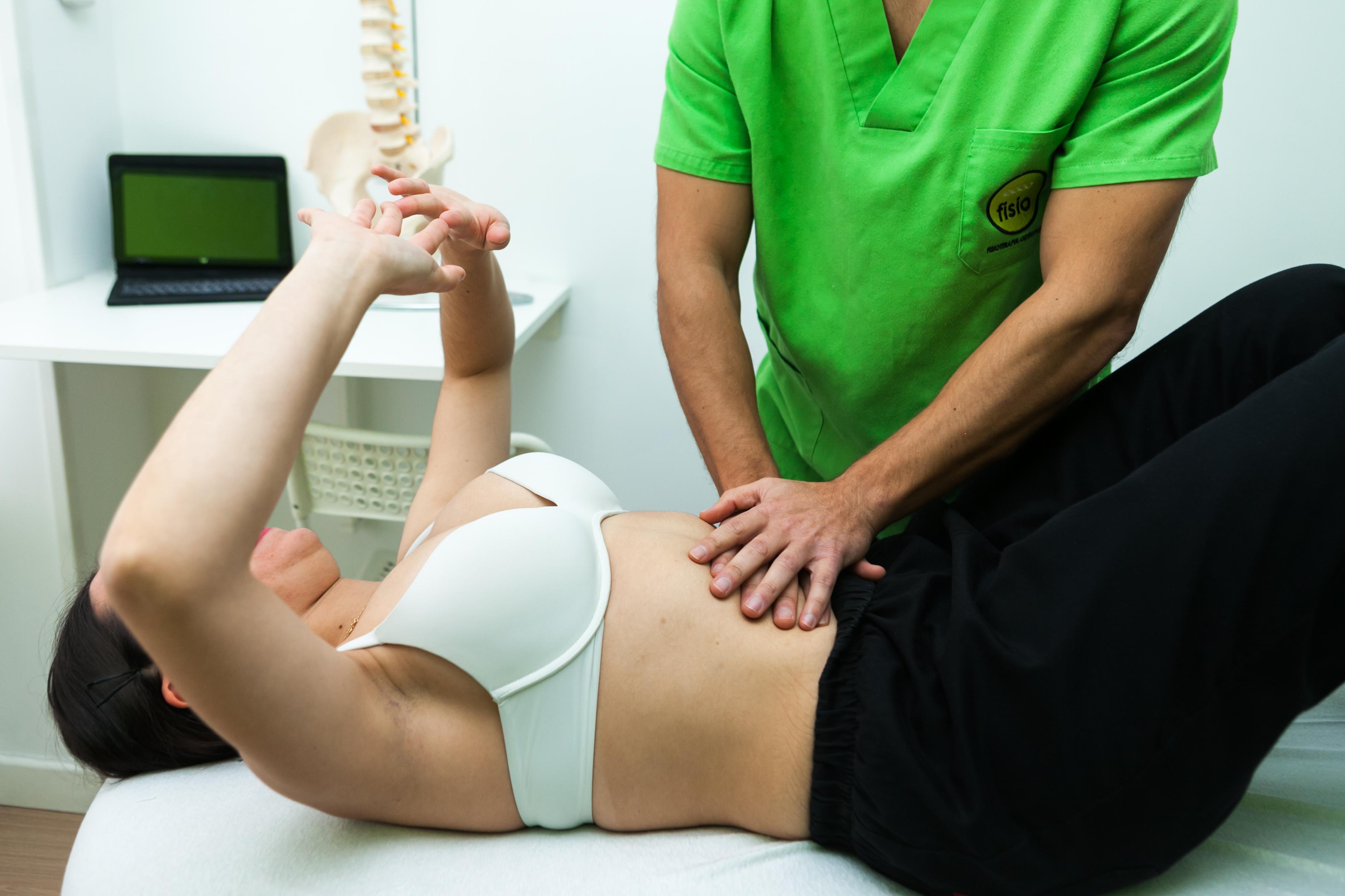 masaje para embarazadas en madrid sur