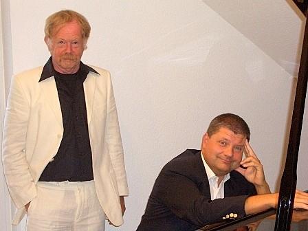 Dieter Schaller und Joachim Hammer