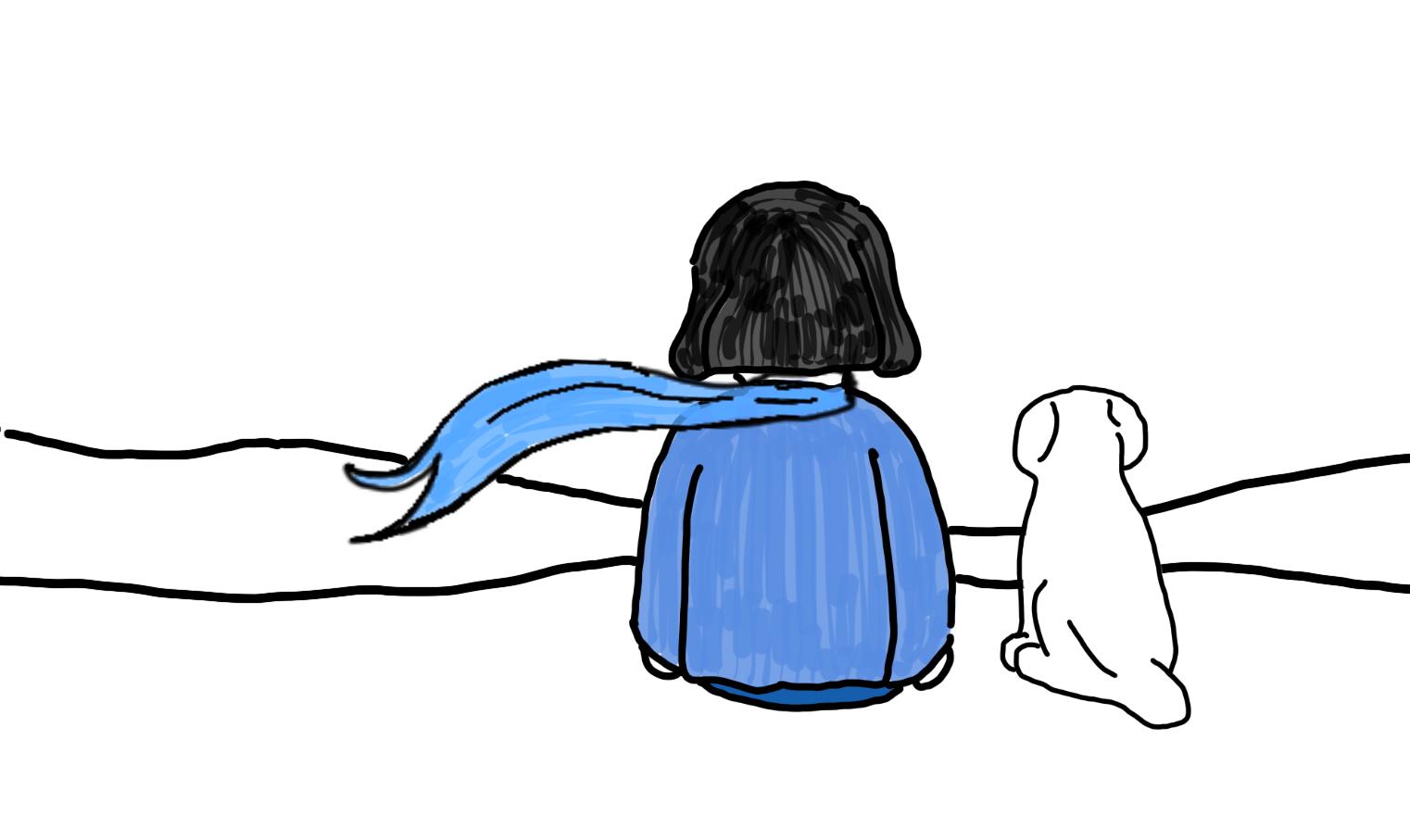 #myofficedog · Liebe