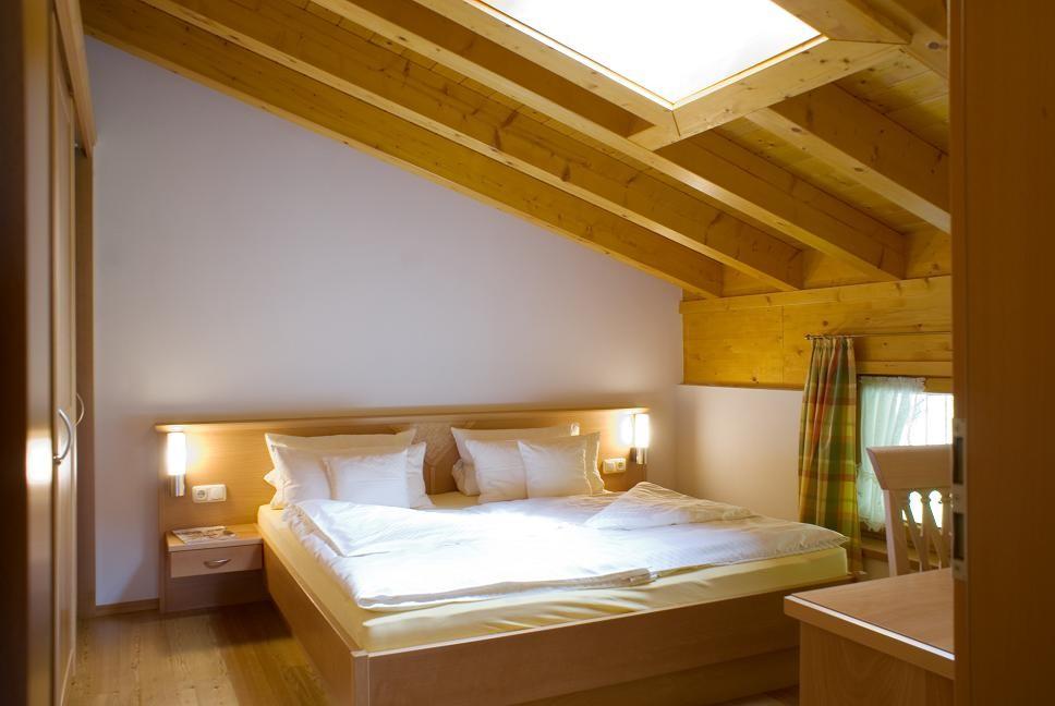 Schlafzimmer - Ferienwohnung 5 - Hilbrand Appartements