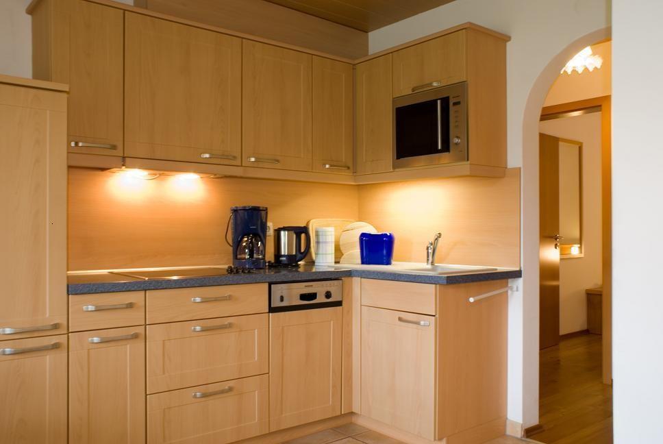 Küchenzeile  -  Ferienwohnung 1 - Hilbrand Appartements