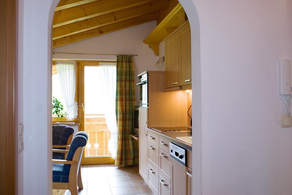 Küchenzeile - Ferienwohnung 5 - Hilbrand Appartements