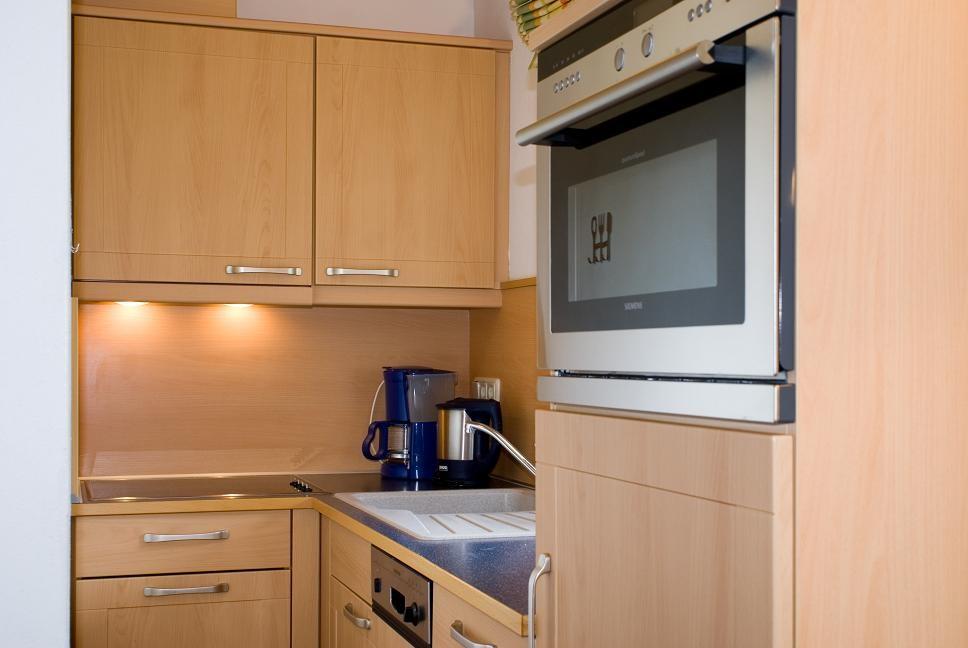 Küche  Ferienwohnung 2 - Hilbrand Appartements