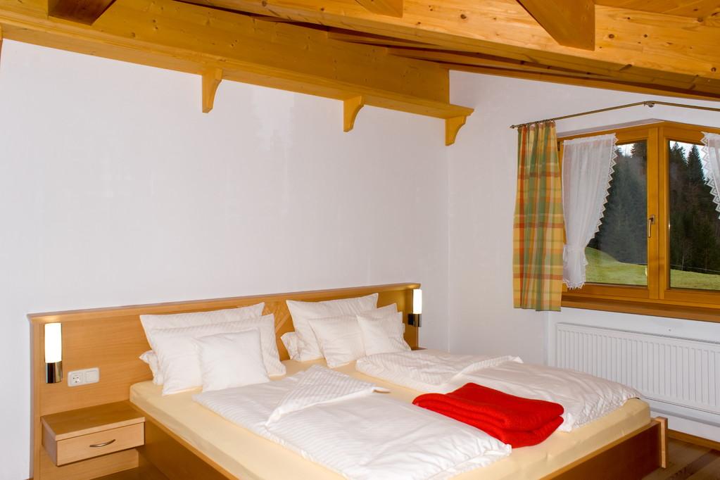 Schlafzimmer - Ferienwohnung 6 - Hilbrand Appartements
