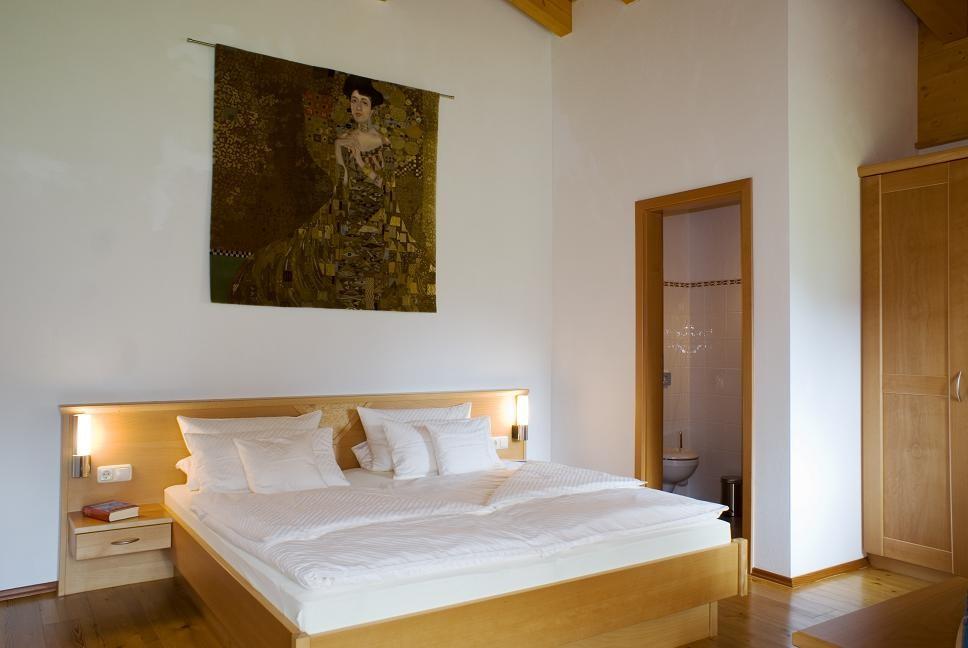 Schlafbereich Ferienwohnung 2 - Hilbrand Appartements