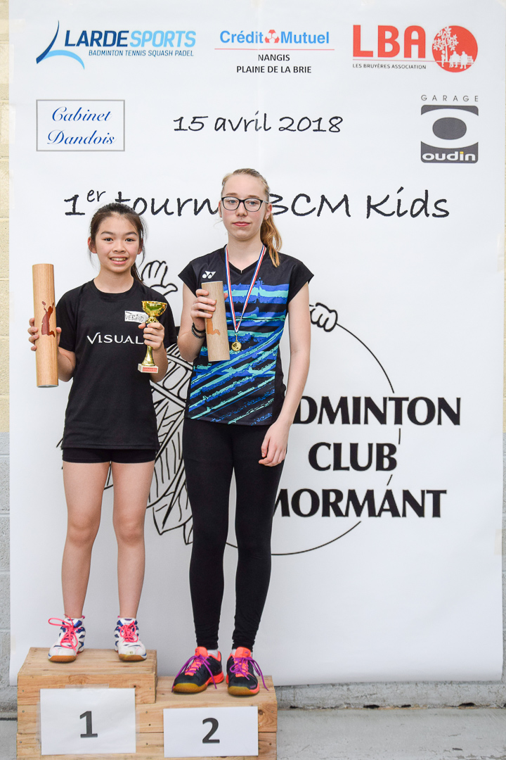 Podium SD Minimes Elite