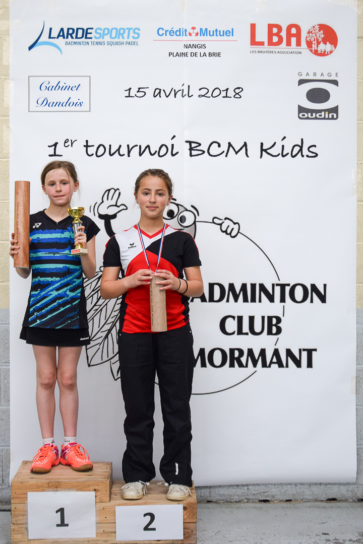 Podium SD Benjamines Elite
