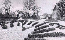 Hallerwiese um das Jahr 1400.