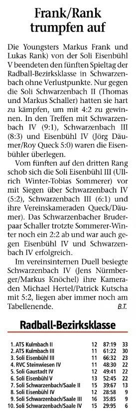 Frankenpost 19.03.2014