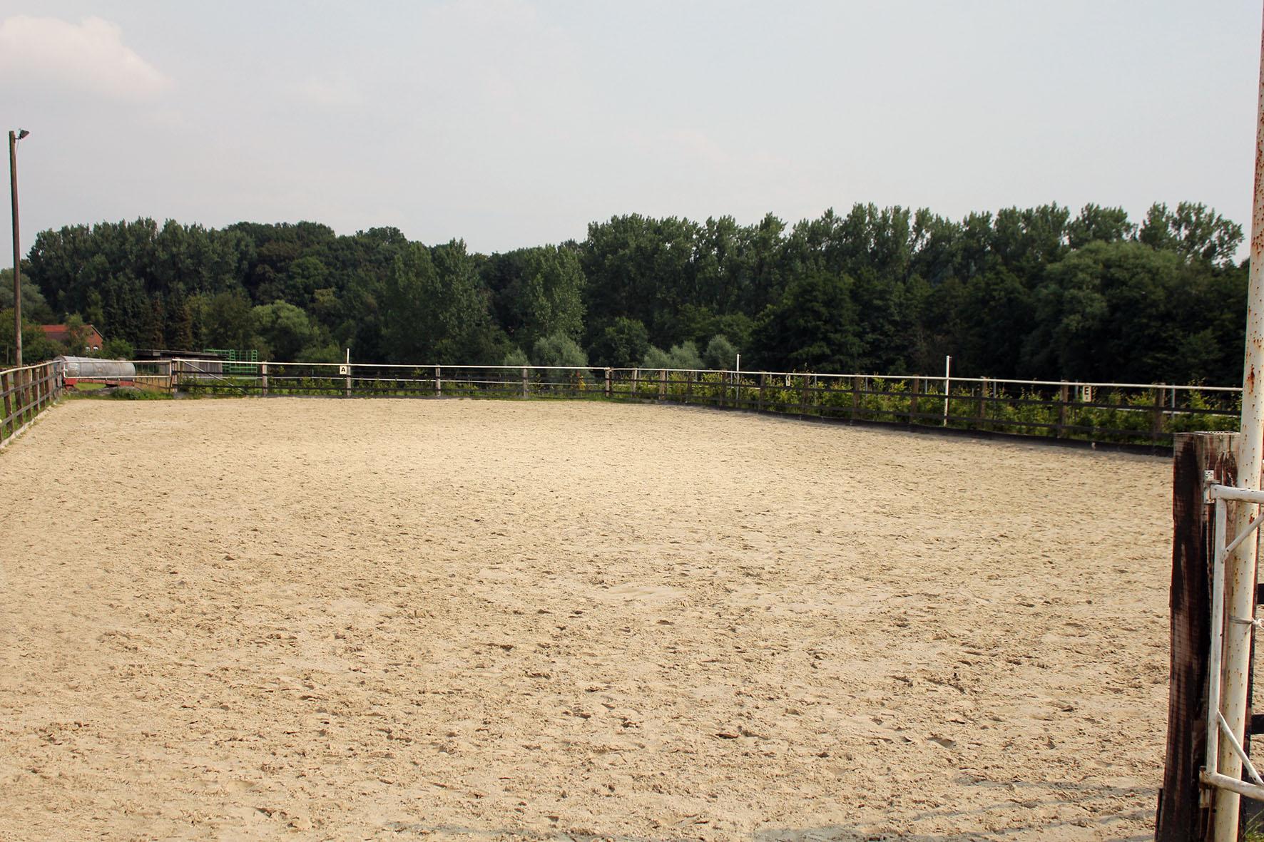 Allwetterreitplatz 20 x 50m