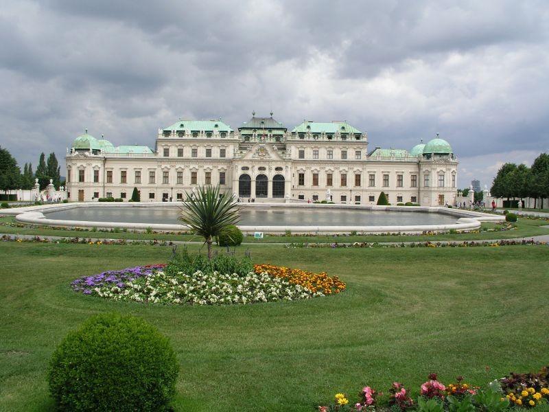 Wien - Schloß Belvedere