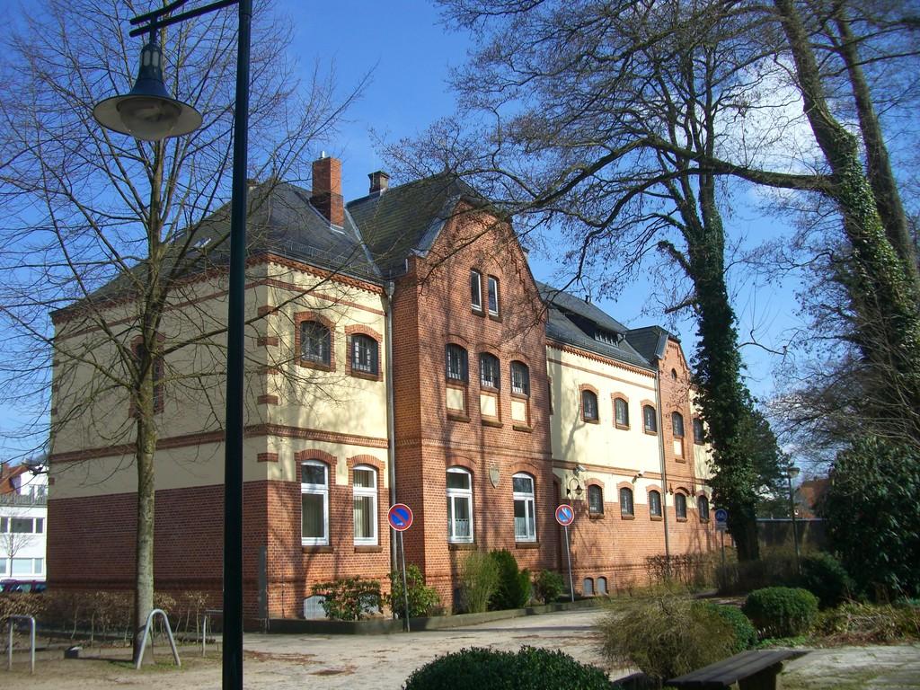 "Justizvollzugsanstalt - Rückseite (""Grafthotel"")"