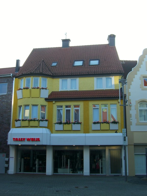 Westliche Lange Straße / Früher Porzellan Jensen