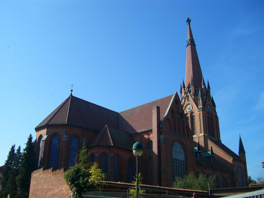 Katholische Stadtkirche St. Marien