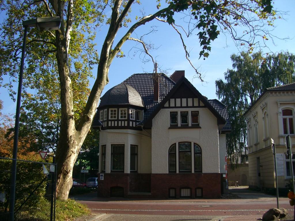 Villa der Caritas