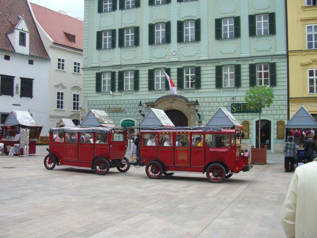 Bratislava - Altstadt