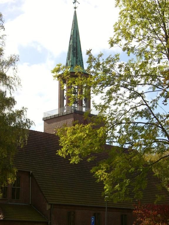 """DEL-Düsternot - ev. Kirche """"Zu den zwölf Aposteln"""""""
