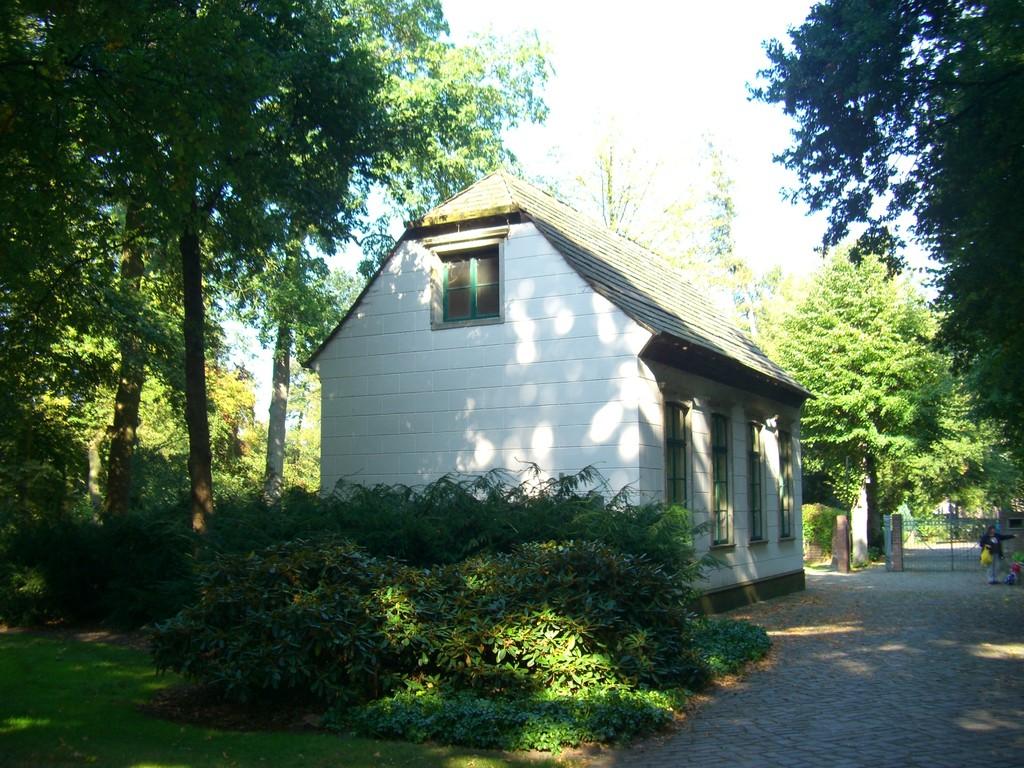 Burginsel - Gartenhaus (Außenstelle Standesamt)