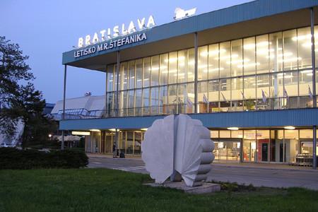 Bratislava - Flughafen