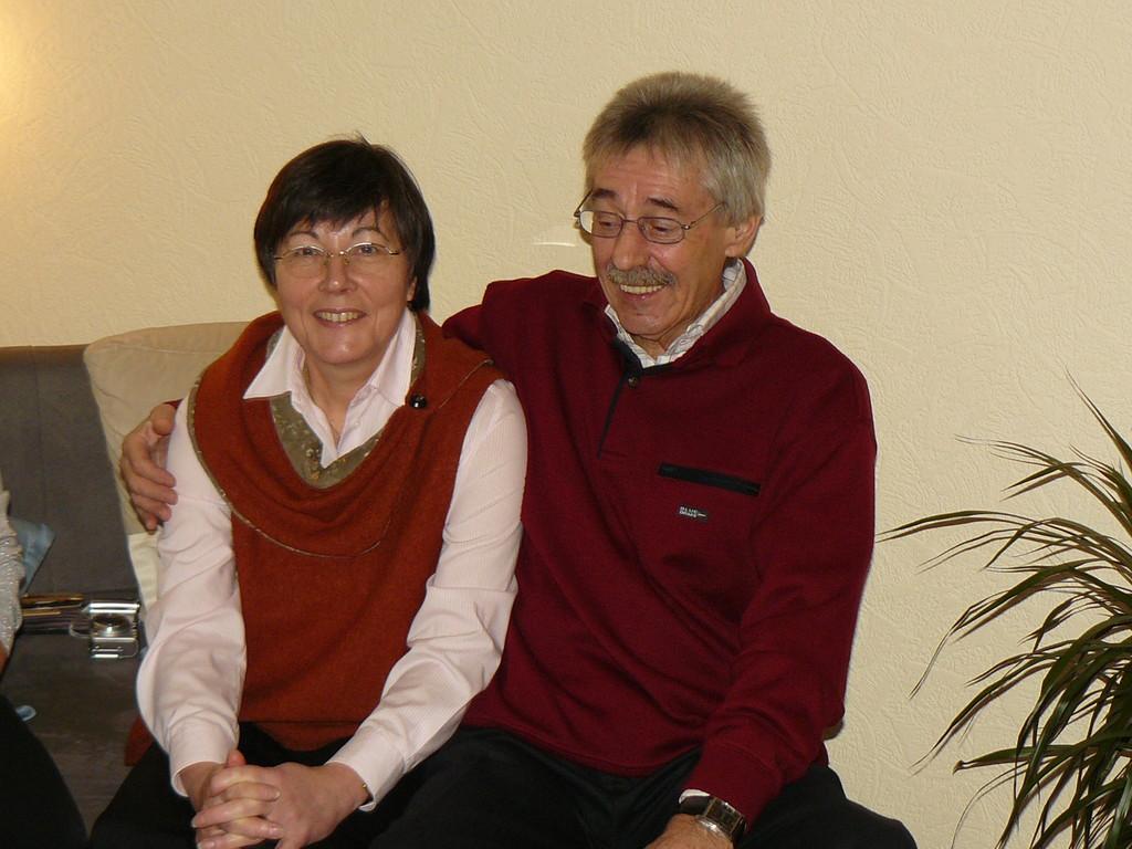 2009 - Horst + Hannelore Walkowiak
