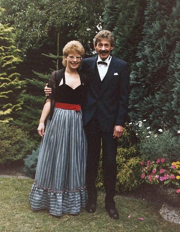 1982 - Horst + Ingrid Walkowiak
