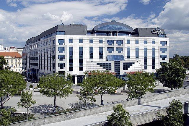 Bratislava - Hotel Danube / direkt an der Donau