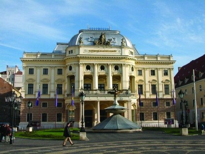 Bratislava - die Oper