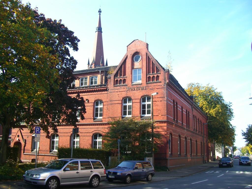 Altes Postamt Louisenstraße