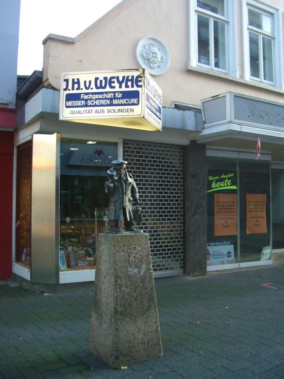 Östliche Lange Straße - Jan Tut