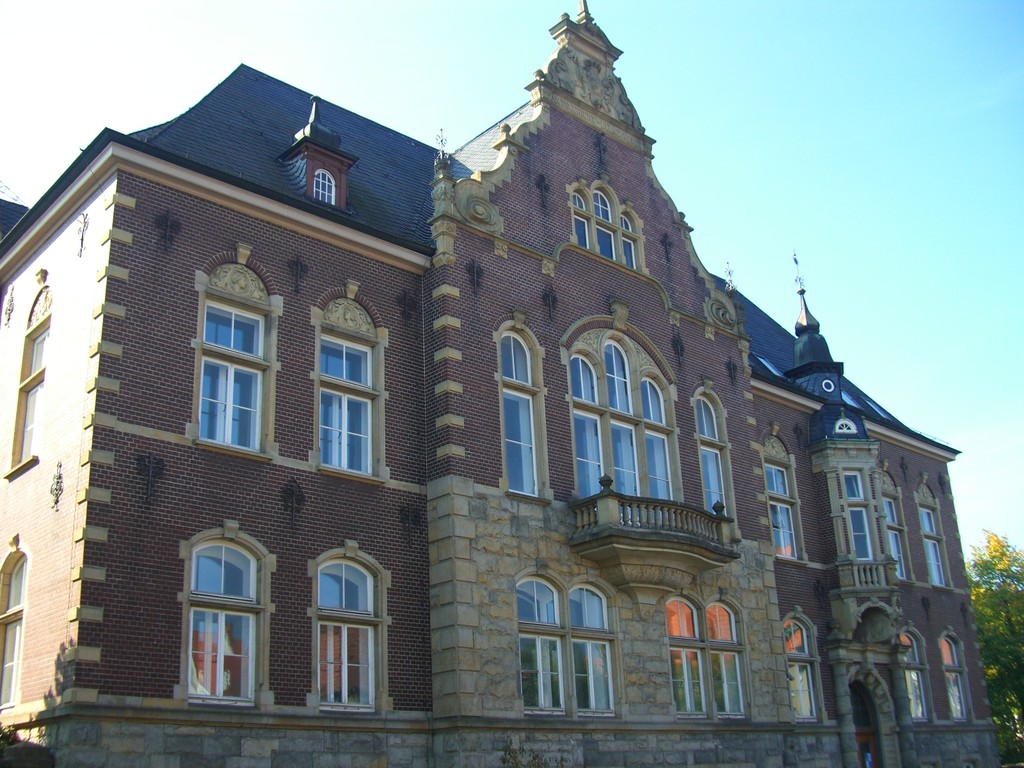 Bismarckstraße - Amtsgericht