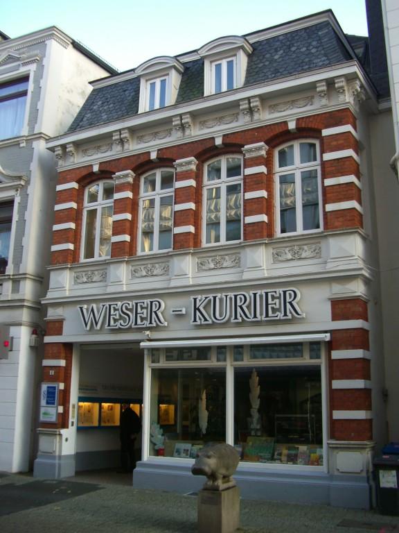 Östliche Lange Straße - Weser Kurer