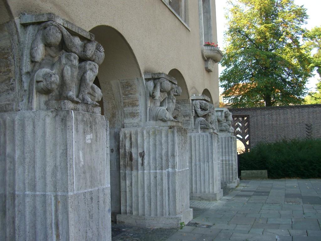 Rathaus - Arkaden