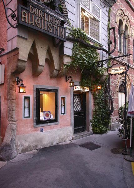 """Wien - Traditionslokal """"Griechenbeisl"""" - ältestes Restaurant in Wien"""