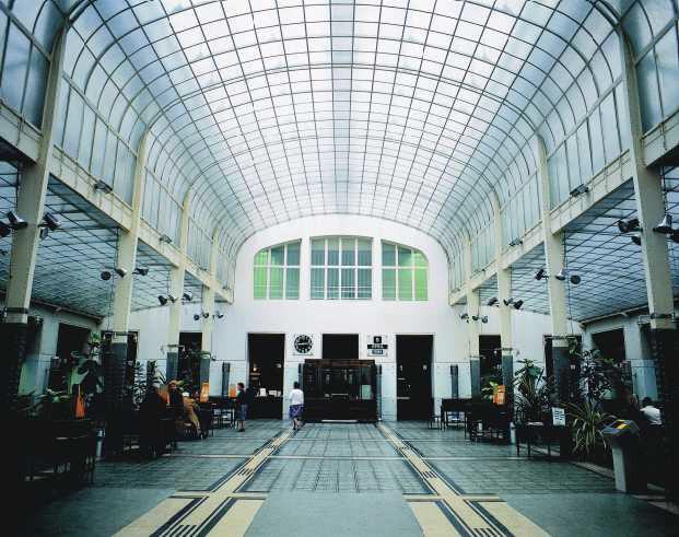 Wien - Postsparkasse