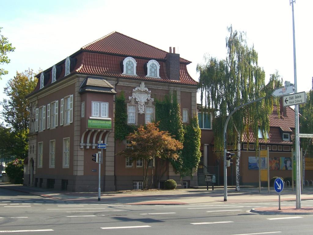 Haus Coburg - Städtische Galerie