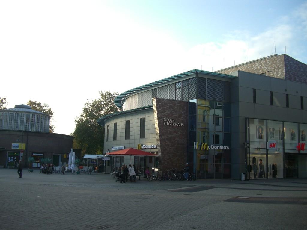 Am Markt / Neues Fitgerhaus
