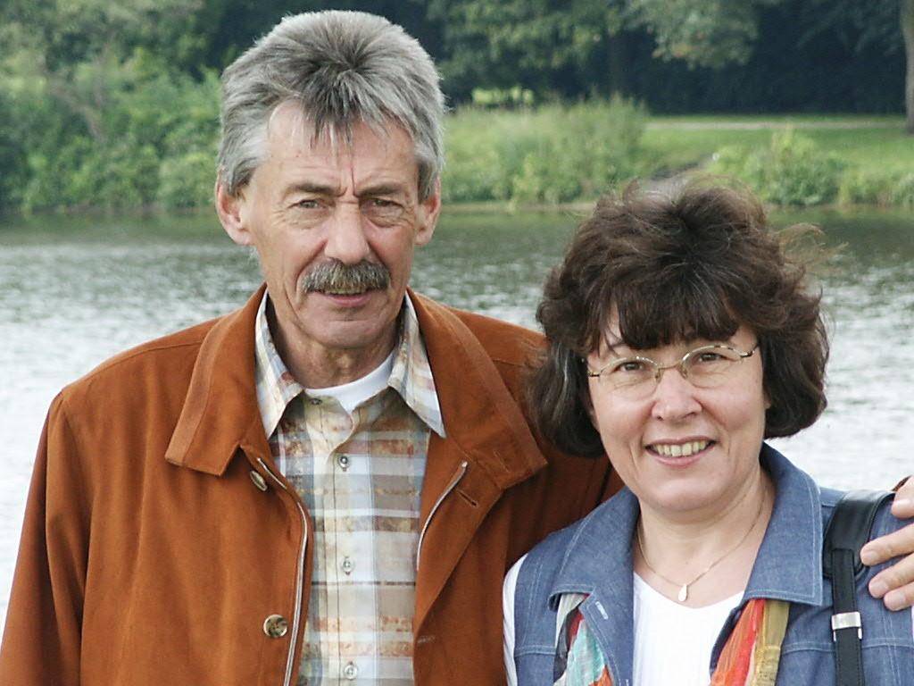 2004 - Horst + Hannelore Walkowiak