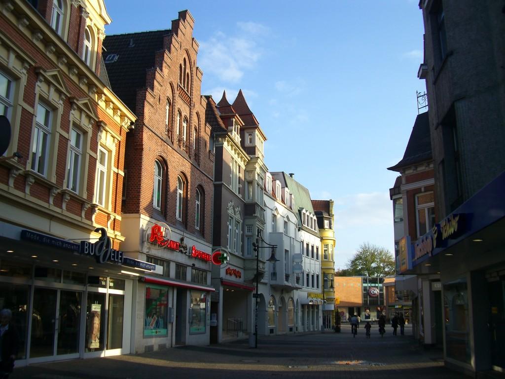 Westliche Lange Straße