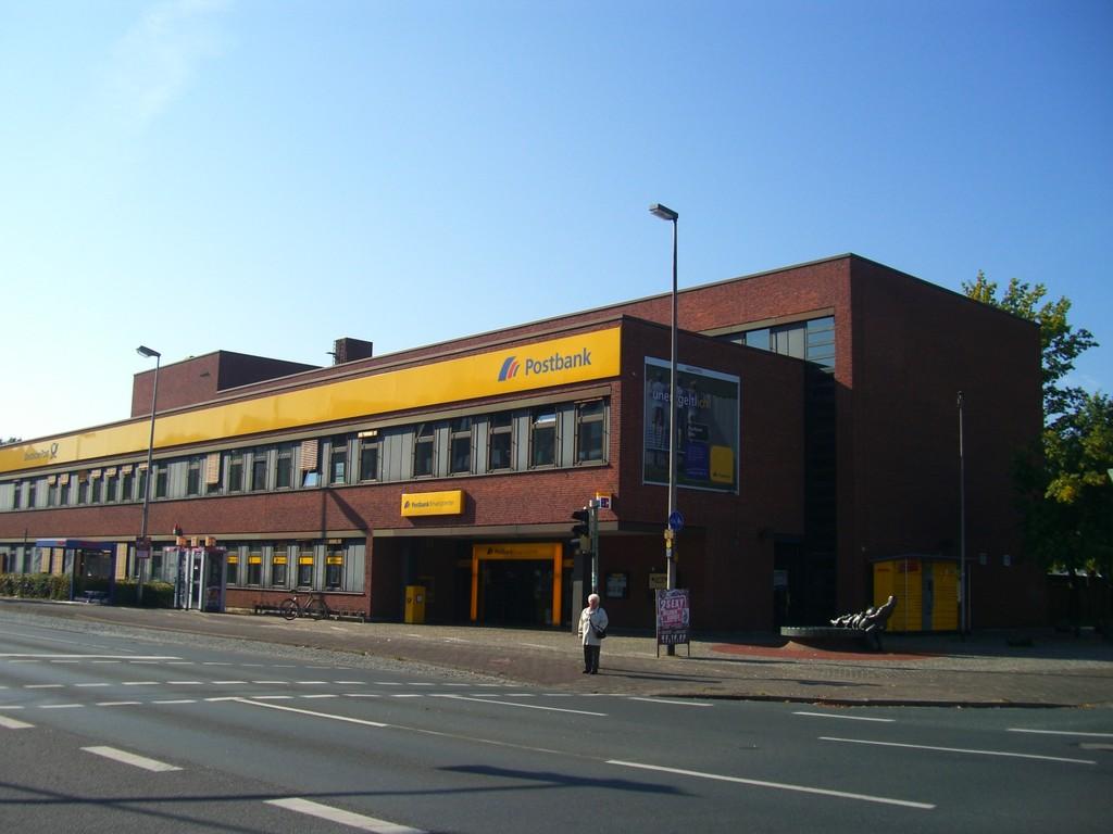 Hauptpostamt Mühlenstraße
