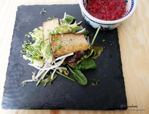 Veganes Frühstück- effektnascherei