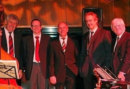 Otto Zoppel + | Dietmar Pfanner | Wiff Christl | Bernhard Klas | Burle Baumgartner