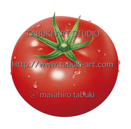 3006トマト水滴