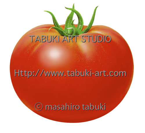 トマトイラスト 野菜