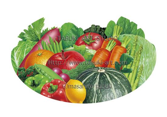 RD3901野菜