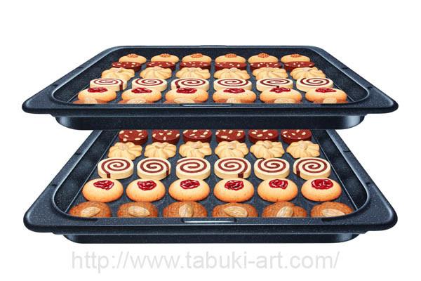 クッキー オーブン 手作りお菓子