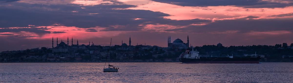 Istanbul Skyline - Istanbul, Turkey
