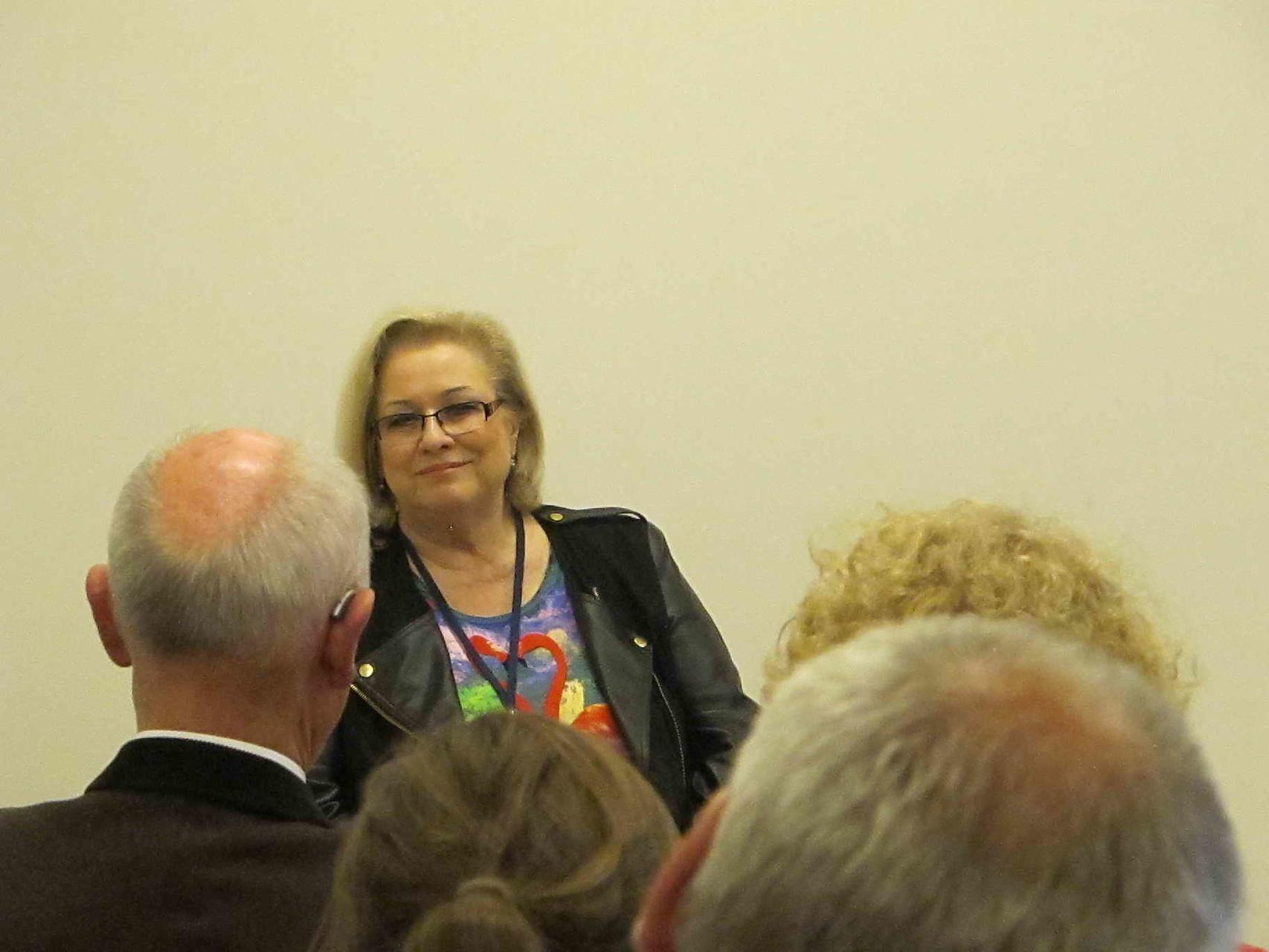 ehemalige Gefangene berichtet über Stasi-Greuel
