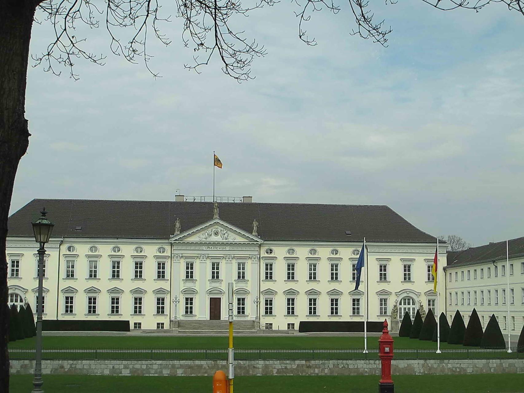Sitz des Bundespräsidenten